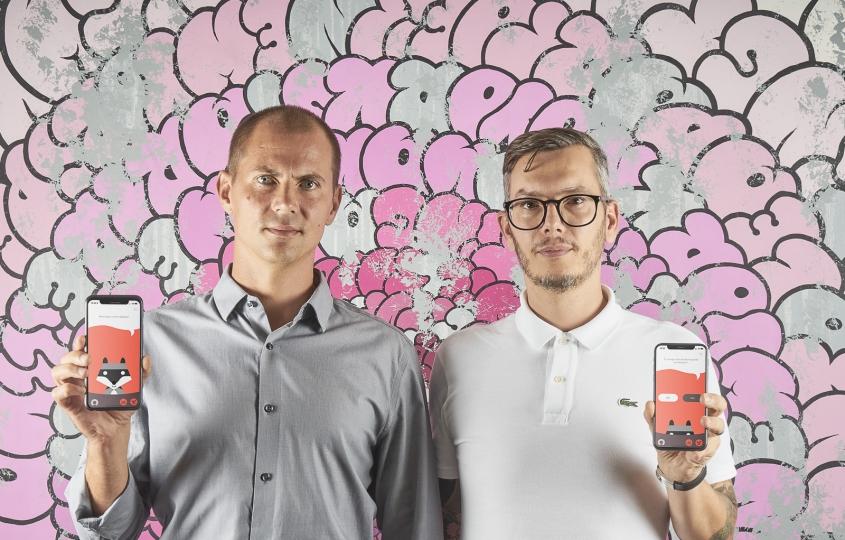 La startup fribourgeoise About You propose une application mobile permettant aux PME de réaliser des sondages de satisfaction client personnalisés