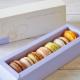 Les macarons de Maison Amarella innovent par des saveurs exotiques naturelles, ainsi qu'un emballage robuste et écologique