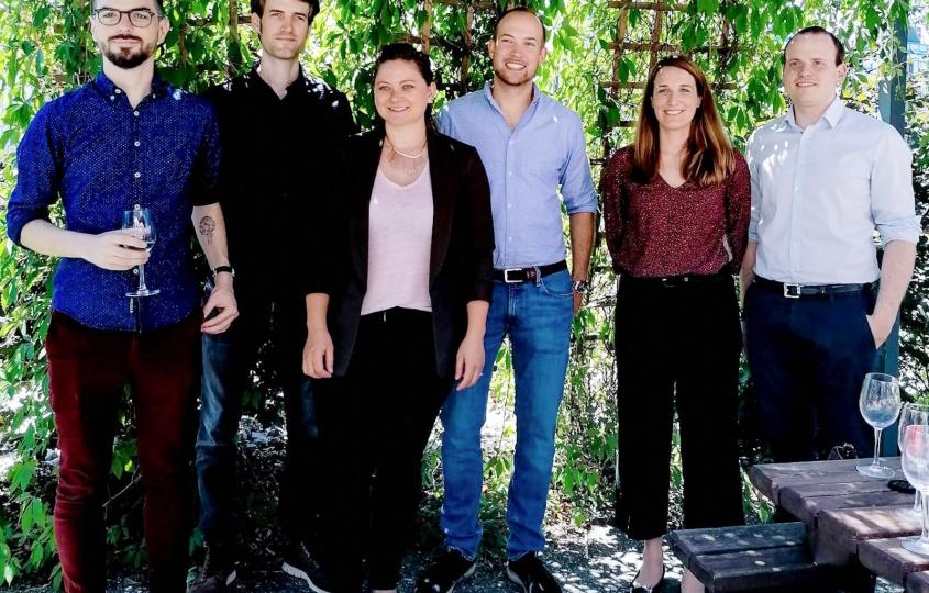 La start-up Local Impact créatrice de la plateforme Kariyon offre une vitrine digitale aux petits commerçants et produits régionaux fribourgeois