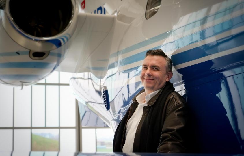 la start-up plan.aero digitalise l'aviation générale suisse