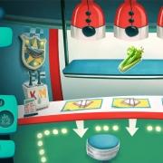 Neuria a développé le jeu The Diner qui permet au joueur d'abandonner progressivement ses mauvaises habitudes alimentaires
