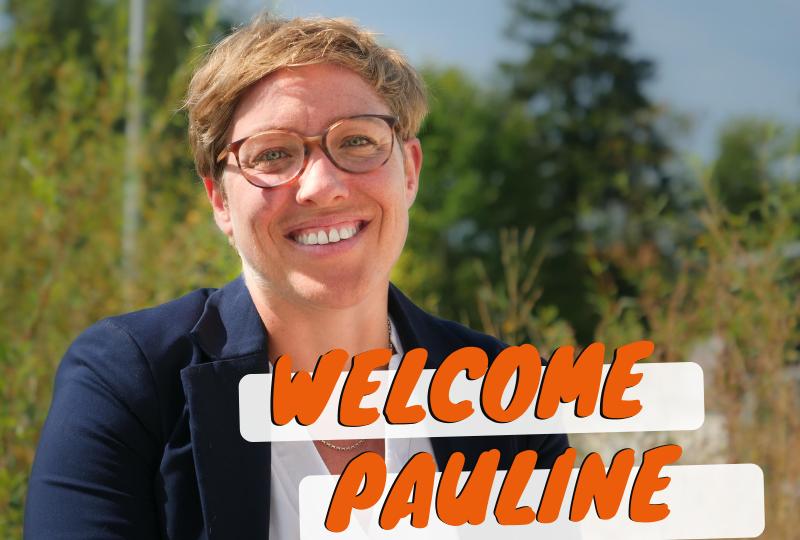 Bienvenu Pauline Musy